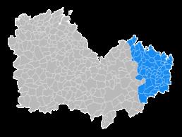 Communes d'intervention de Neature sur Dinan et les Côtes d'Armor