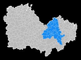 Communes d'intervention de Neature sur Lamballe et les Côtes d'Armor