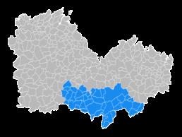 Communes d'intervention de Neature sur Loudéac et les Côtes d'Armor