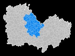 Communes d'intervention de Neature sur Saint-Brieuc et les Côtes d'Armor