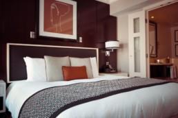 Neature - hôtellerie chambre d'hôtel